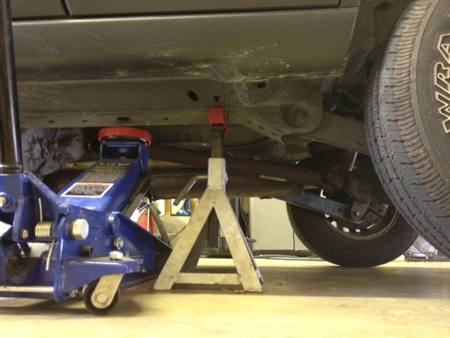 Jacking And Stand Points Not Your Average Thread Jeepforum Com