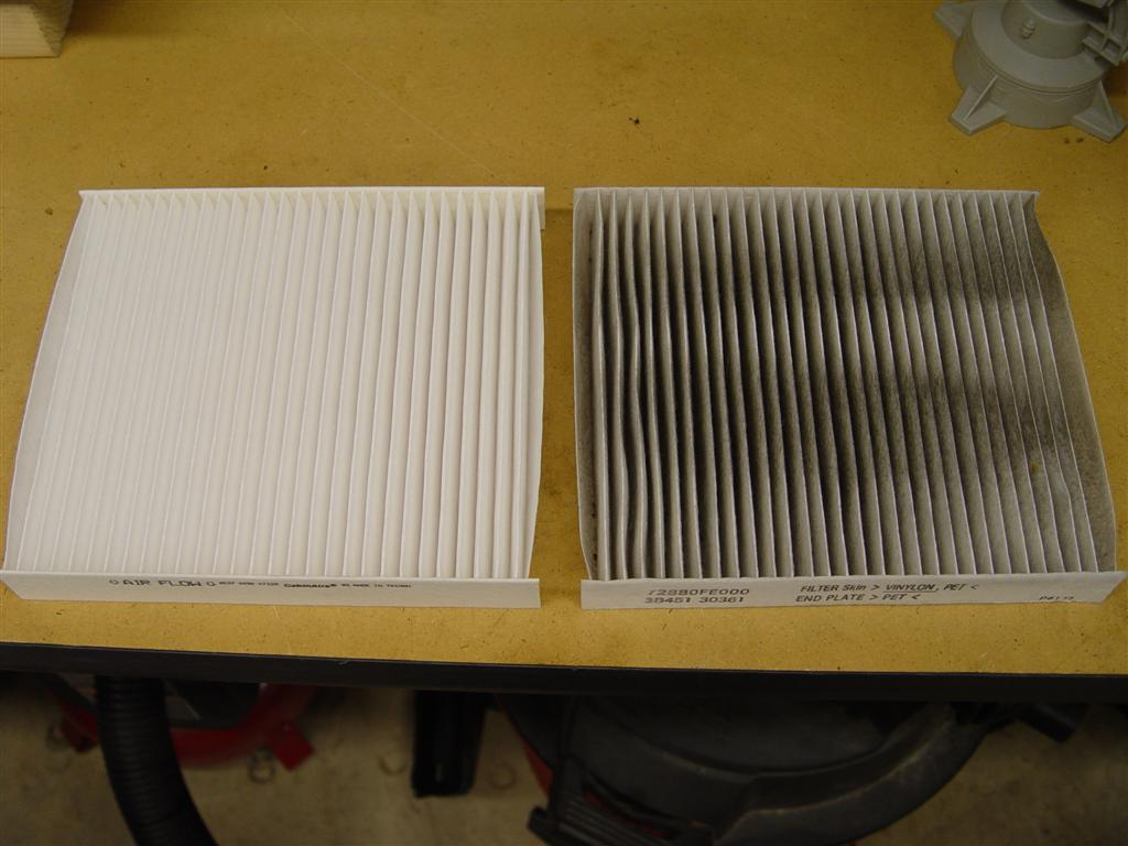 Change your cabin air filter how to subaru impreza wrx for Change cabin air filter